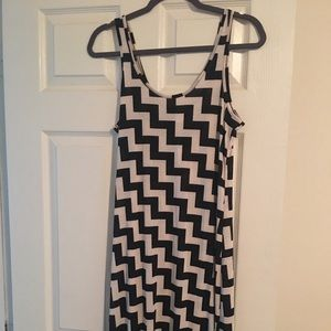 Long Dress by Bar III, size Lg, never worn